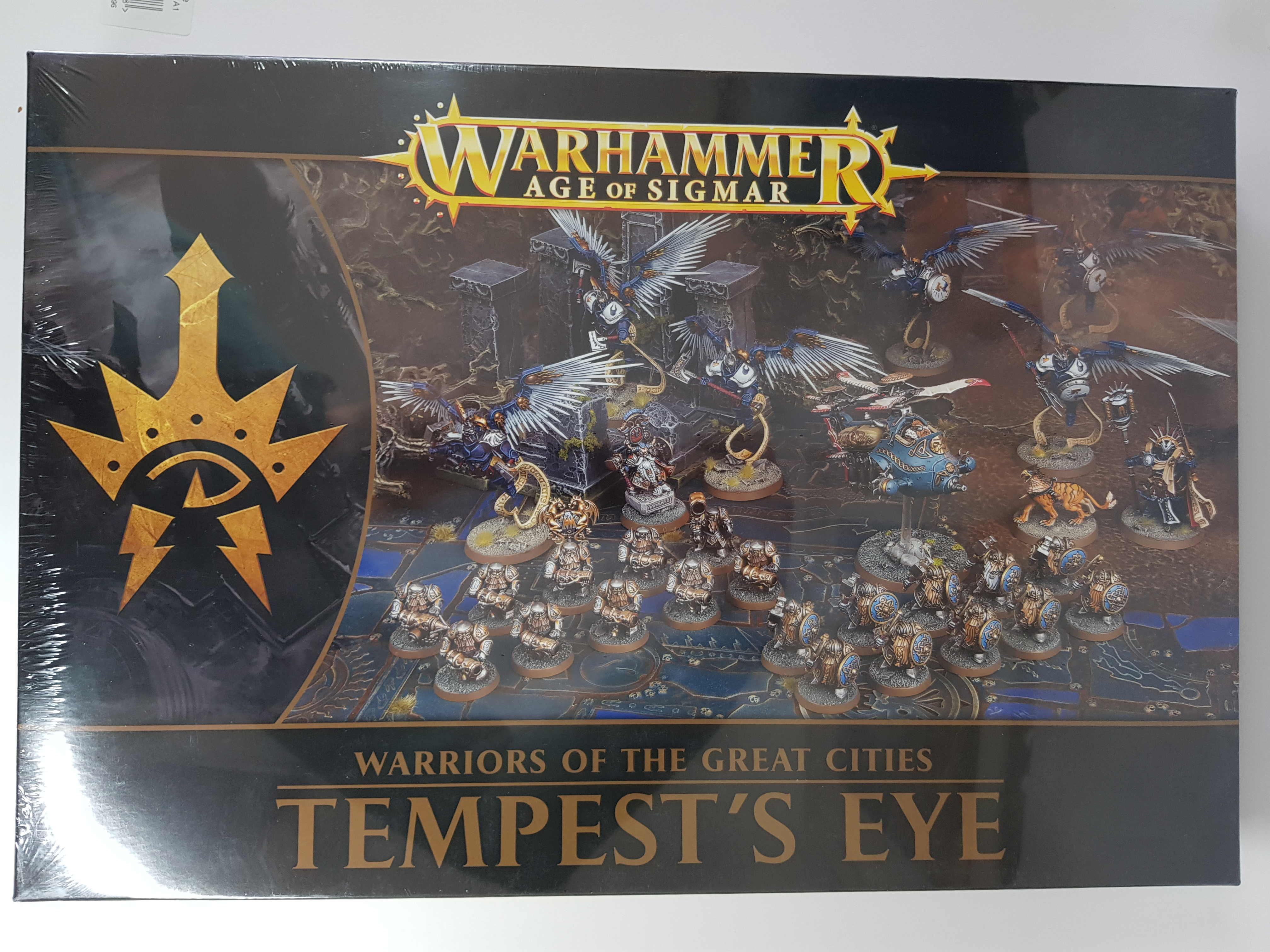 Tempest's Eye Box Front